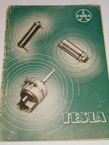 Tesla - součástky Tesla Always pro radio a elektrotechnické přístroje