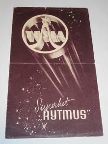 Tesla - Superhet Rytmus - prospekt