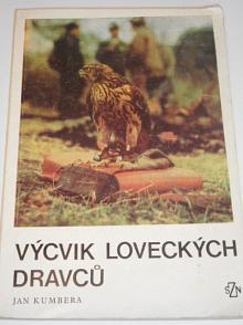 Výcvik loveckých dravců - Jan Kumbera - 1976