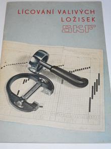 Lícování valivých ložisek SKF - 1941