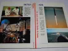 25. výročí prvního letu člověka do kosmu - názorná agitace