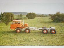 Tatra 813 8 x 8 - automobilové šasi - prospekt