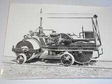 Tatra - malý válec HZ - fotografie