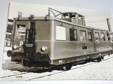 Tatra - motorový vůz M 120.487 - fotografie