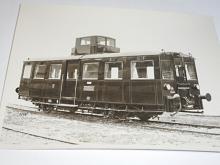 Tatra - motorový vůz M 130.216 - fotografie