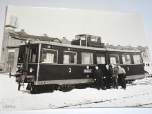 Tatra - motorový vůz M 130.326 - fotografie