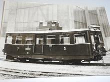 Tatra - motorový vůz M 130.314 - fotografie