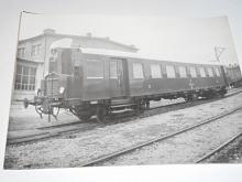 Tatra - motorový vůz M 220.201 - fotografie