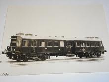 Tatra - motorový vůz M 231.001 - fotografie
