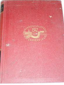 Výživa a hnojení kulturních rostlin zemědělských - František Duchoň - 1948 - Velká encyklopedie zemědělská