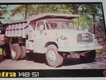 Tatra 148 S1 M - jednostranný sklápěč - prospekt