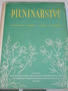 Pícninářství - M. Maloch, V. Regal, F. Bureš, V. Klopera - 1956