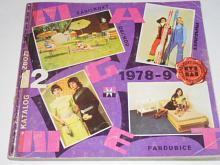 Magnet - zásilkový obchod Pardubice - 1978 - 1979 - katalog