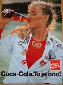 Coca-Cola. To je ono! Fruta n. p. Brno