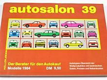 Autosalon 23 - Modelle 1984