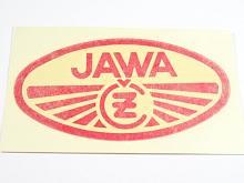 JAWA-ČZ - obtisk?