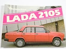 Lada 2105 - samolepka - Mototechna