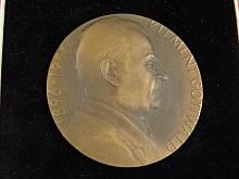 Klement Gottwald - 1896 - 1953 - Proletáři všech zemí, spojte se! - plaketa - 1971