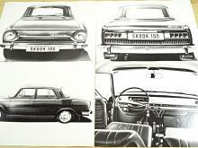 Škoda 100 - fotografie