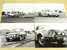 Škoda rallye - fotografie