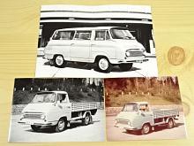 Škoda 1203 - fotografie