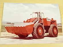 Stavostroj - KN 250 - kolový nosič - fotografie