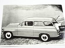 Škoda Octavia Combi - fotografie