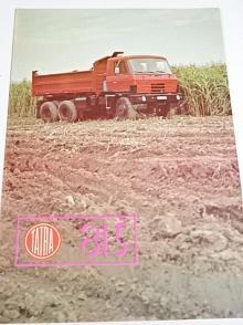 Tatra 815 S3 26 208 6x6.2 - prospekt