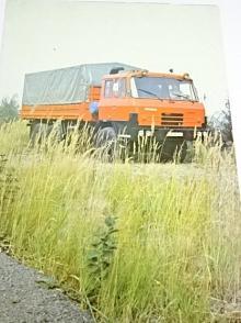 Tatra 815 VE 27 208 6x6.2 - valníkový automobil - prospekt