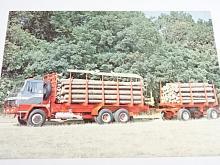 Tatra 815-2 LPA 6x6 - souprava pro převoz kráceného dřeva - prospekt