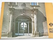 30 let národního podniku Štěrkovny a pískovny Olomouc - 1952 - 1982