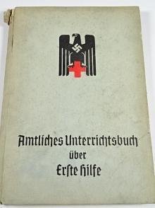 Amtliches Unterrichtsbuch über Erste Hilfe - Richard Krueger - 1942