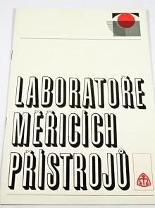 Metra Blansko - laboratoře měřicích přístrojů - prospekt