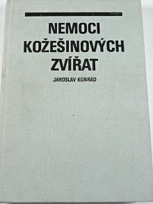 Nemoci kožešinových zvířat - Jaroslav Konrád - 1989