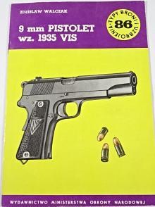 9 mm pistolet wz. 1935 Vis - Zdzislaw Walczak - 1983