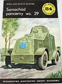 Samochód pancerny wz. 29 - Witold Jeleň, Rajmund Szubanski - 1983