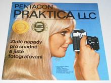 Pentacon - Praktica LLC - 1973 - prospekt