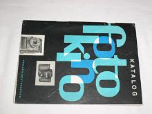 Katalog Foto-Kino - 1965