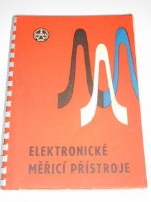 Tesla Brno - elektrické měřicí přístroje - 1963