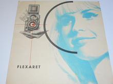 Meopta Přerov - Flexaret - prospekt