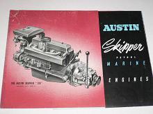 Austin Skipper petrol marine engines - prospekt