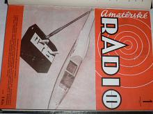 Amatérské radio - časopisy - 1974