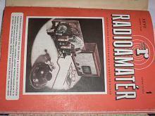 Elektronik Radioamatér - časopisy - 1948