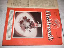 Elektronik Radioamatér - časopisy - 1949