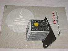 TPW RFT - EO 1/76 Ta (osciloskop) - prospekt