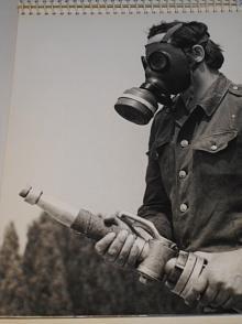 Soutěž požárních družstev CO 6. 7. 1972 - fotografie
