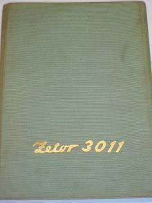 Zetor 3011 - dílenská příručka pro demontáž, montáž a opravy traktoru - 1961
