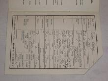 Kirovec - kolový tahač K 700 - 1982 - technický průkaz - neplatný