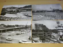 Vítkovice hutní montáže - pohlednice