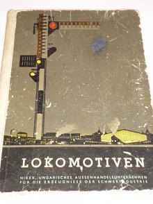 Mávag - Lokomotiven und Maschinenfabrik - katalog - 1951
